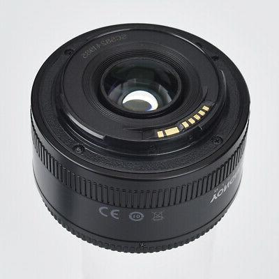 EF 50mm f/1.8 Lens SLR Camera