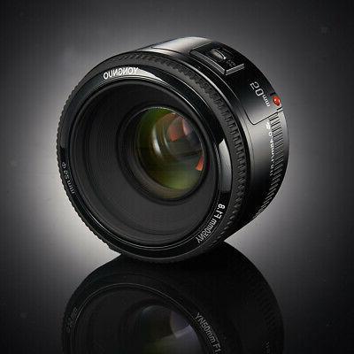 EF 50mm f/1.8 Lens Lens EOS SLR