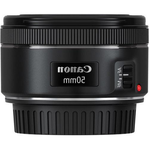 Canon EF f/1.8 STM Standard Lens for EOS Rebel Cameras BRAND