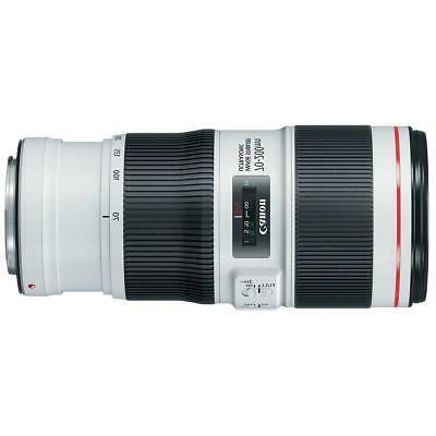 Canon EF 70-200mm IS II Telephoto Zoom Lens, #2309C002