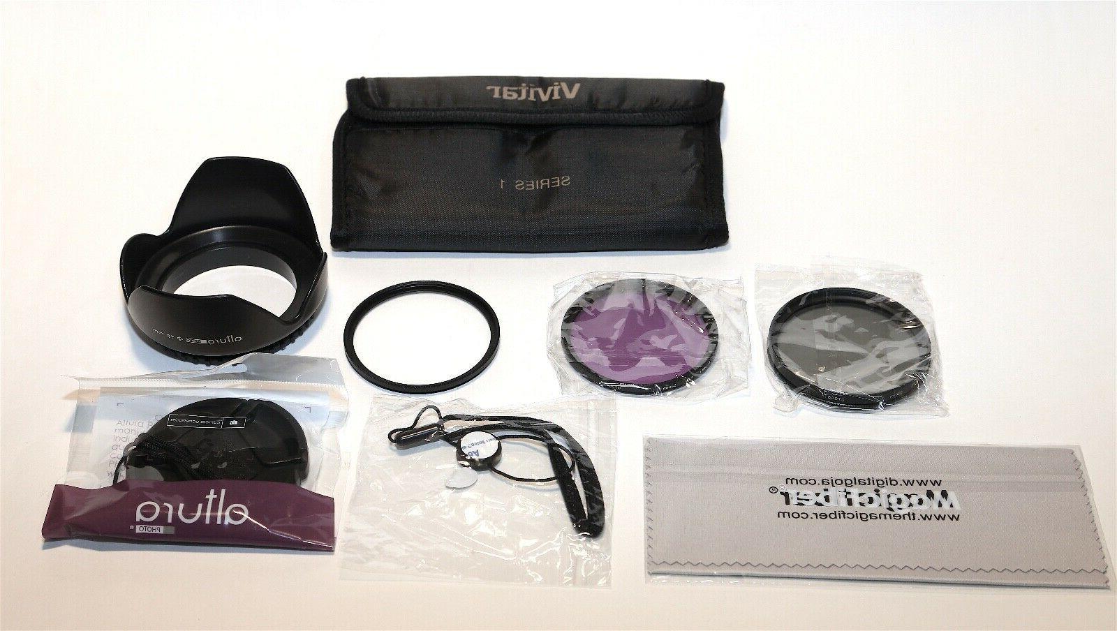 Canon III Telephoto Zoom Canon SLR Lens in box