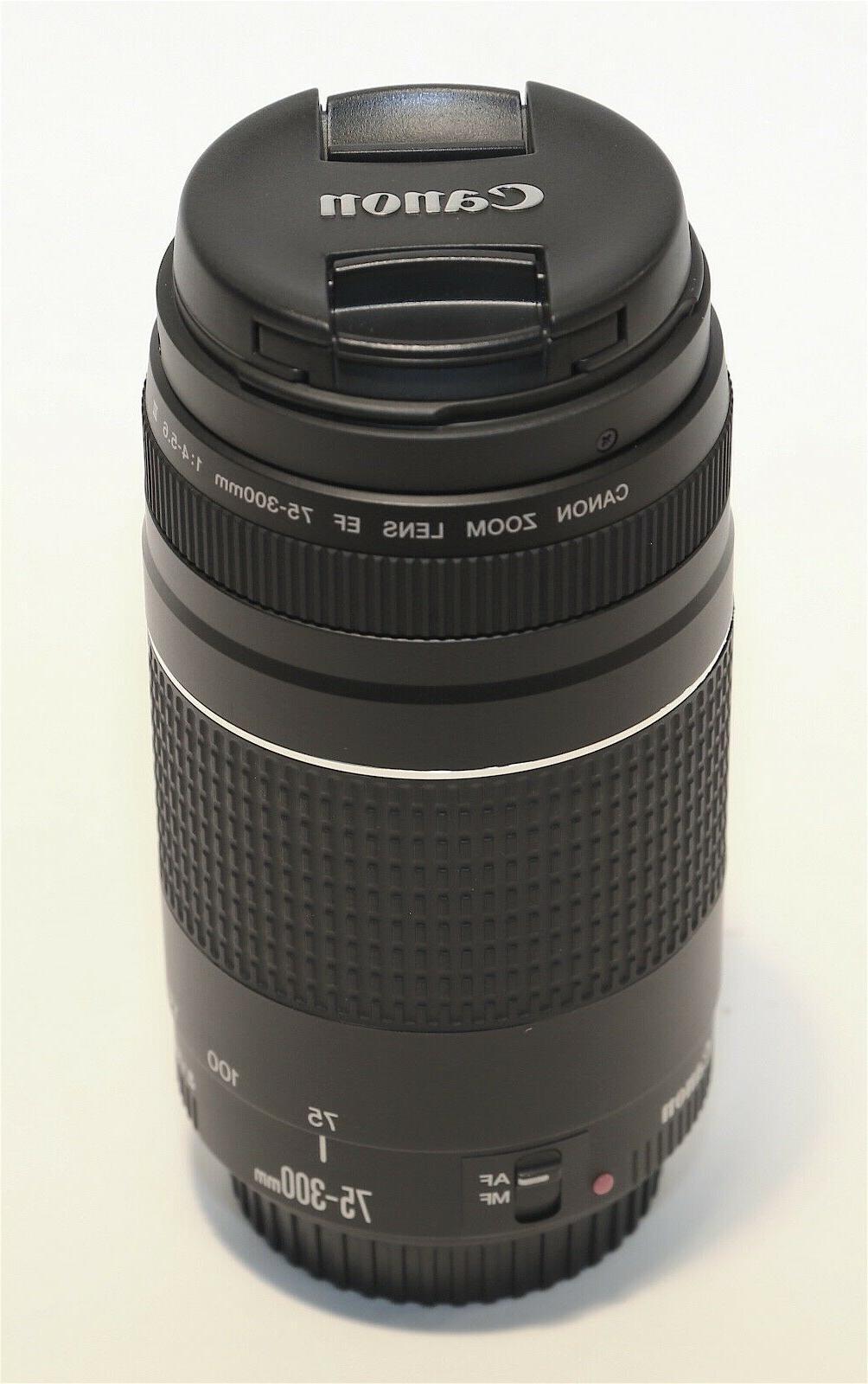 Canon f/4-5.6 III Zoom SLR Camera NEW in