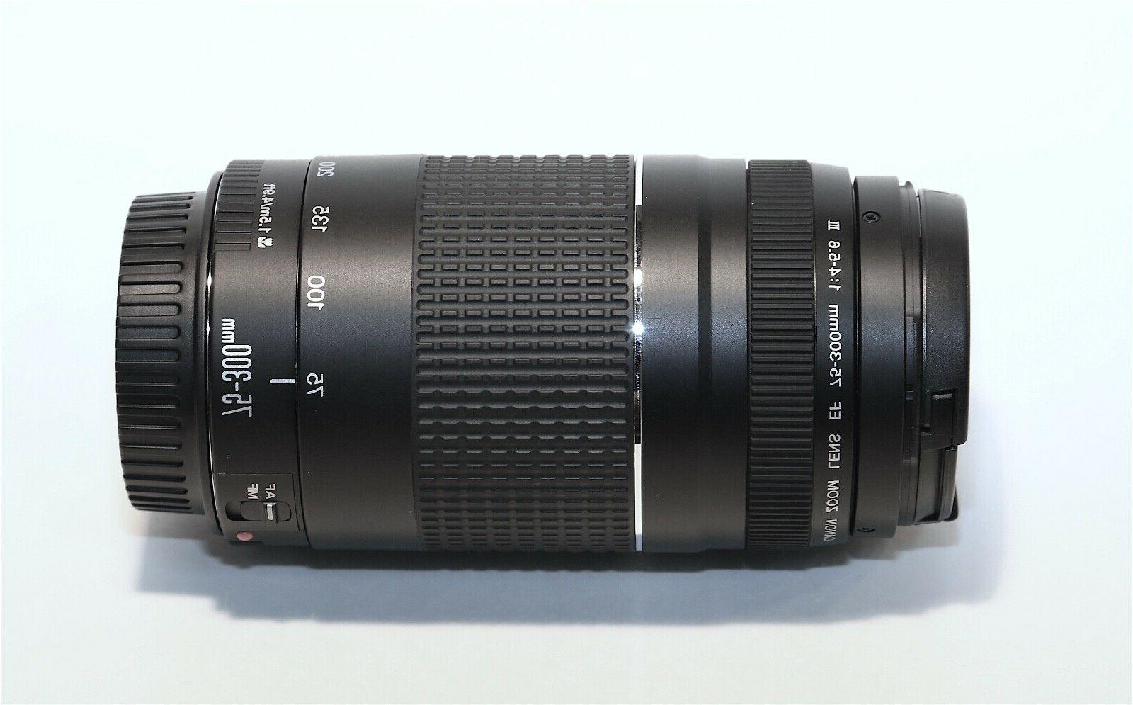 III Telephoto SLR Lens in box