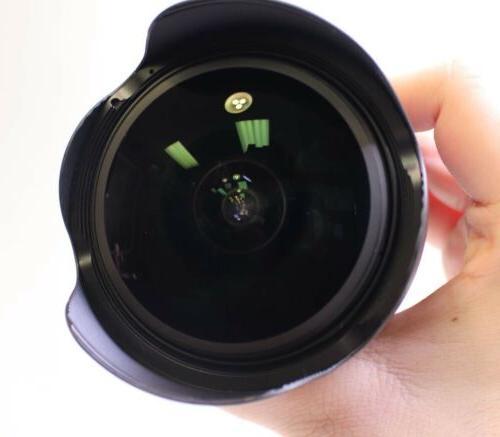 Canon 8-15mm L USM Lens
