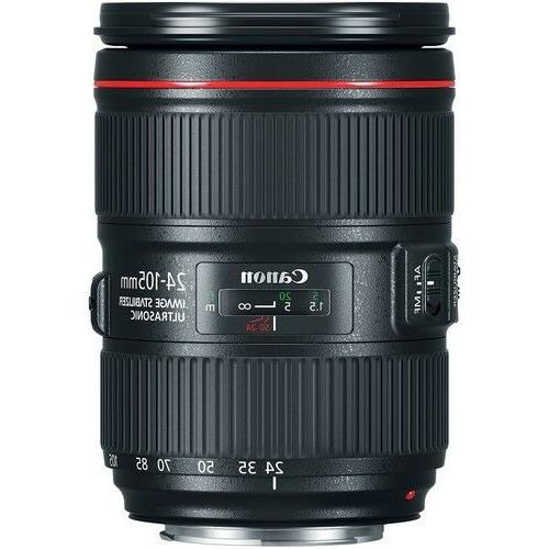 Canon EF 24-105mm IS USM