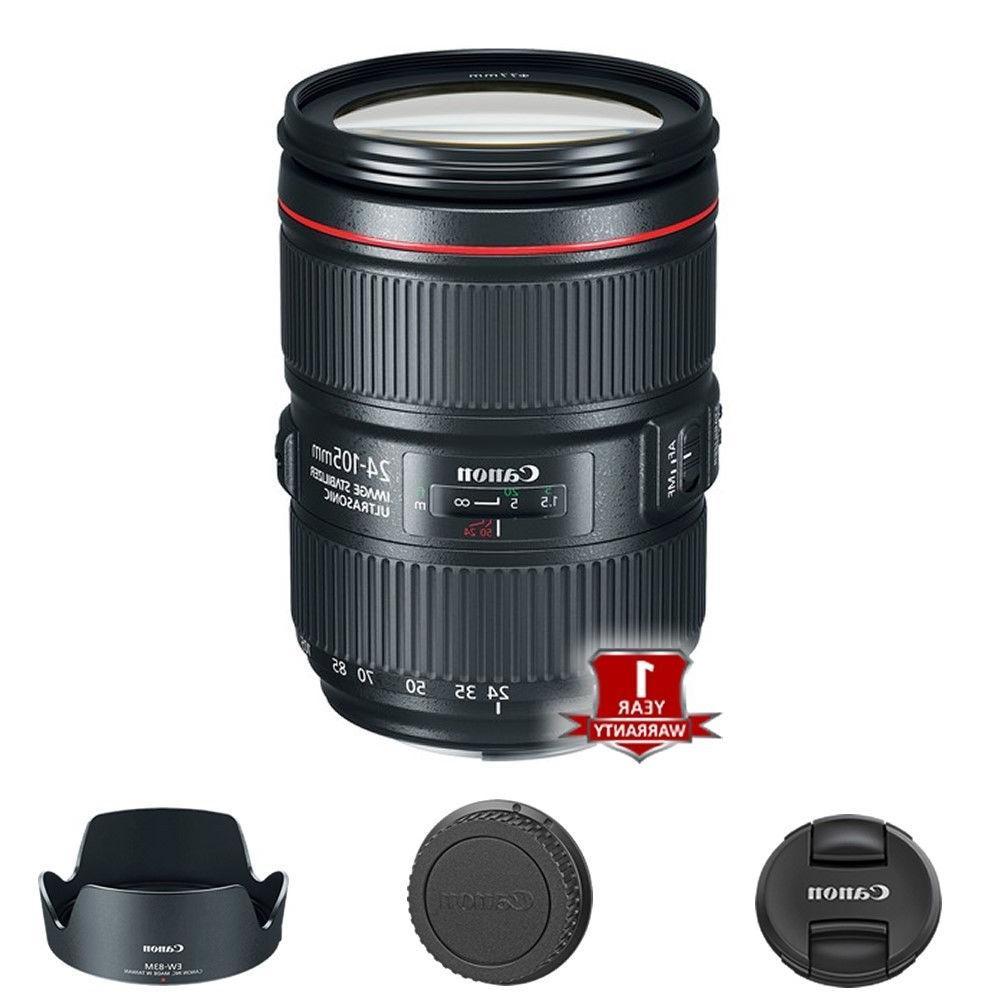 Canon 24-105mm IS USM Lenses