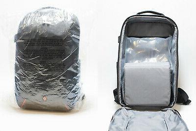 "Manfrotto DSLR Backpack 13"" Laptop Lens Dvdrs NEW"