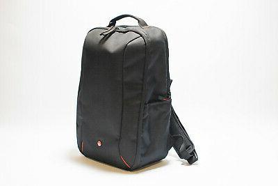 essential dslr camera backpack black mb bp