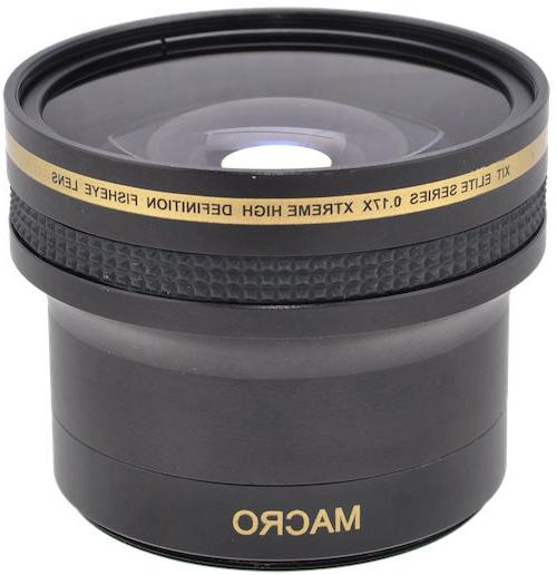 EXTREME SPORTS FISHEYE FOR CANON EOS REBEL T1 T2 T3 T5 T3I XS