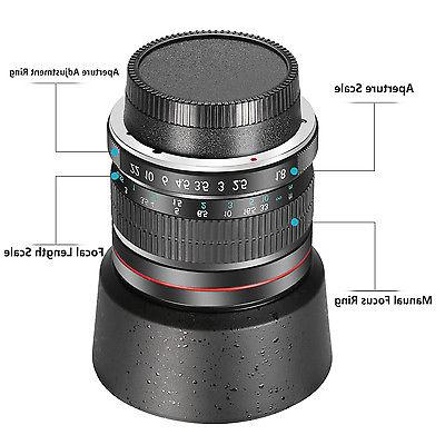 Neewer Manual Telephoto for Nikon