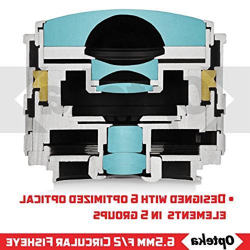 Opteka MC Manual Focus Lens Mount APS-C