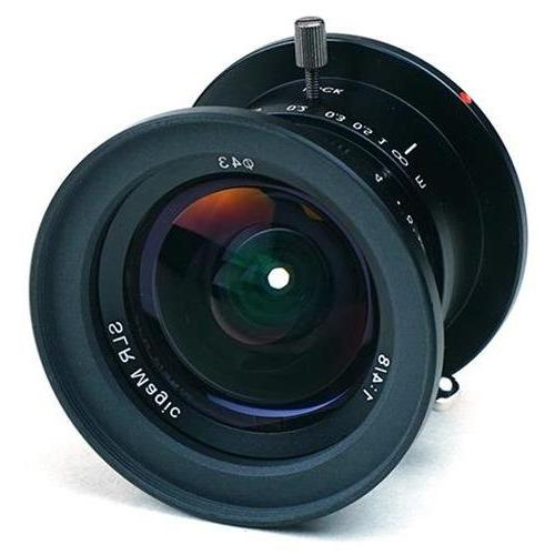 SLR Magic 8mm f/4.0 Ultra Wide Angle Lens for Micro Four Thi