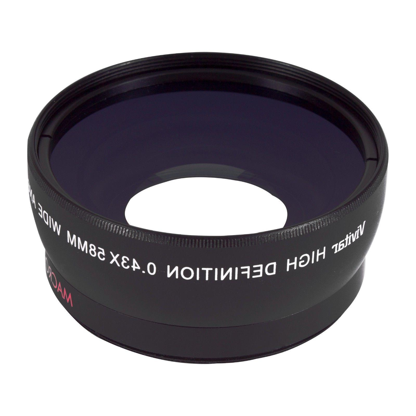 FISHEYE LENS 2.2x TELEPHOTO LENS KIT FOR TG5 TG6