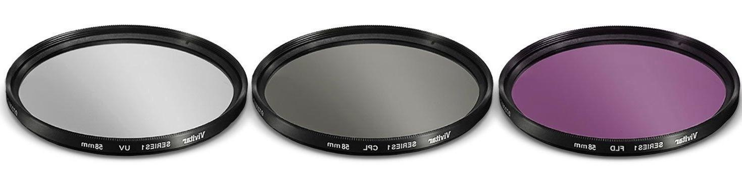 FISHEYE LENS 2.2x TELEPHOTO LENS KIT FOR OLYMPUS