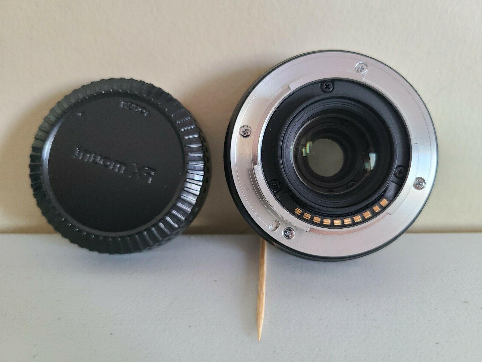 Fujifilm Fujinon 27mm f/2.8 Camera Lens