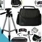 """60"""" inch TRIPOD + Padded Camera CASE / BAG f/ Canon EOS Rebe"""