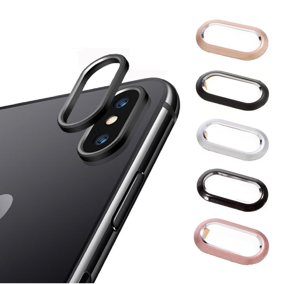 For iPhone X / XS / XR / XS Max Rear Camera Lens Protector R