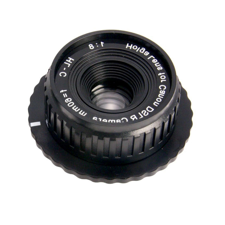 HOLGA Lens 60mm f/8 for EOS Camera SELLER
