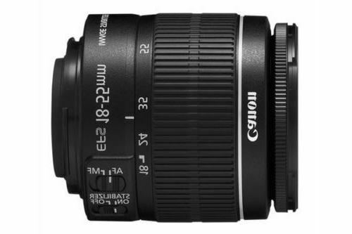 Canon EF-S 3.5-5.6 IS FREE 50D 60D 80D