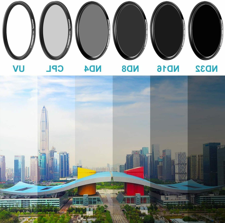 lens filter kit