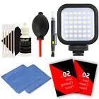 LED Video Light Bundle with Lens Pen and Dust Blower for All