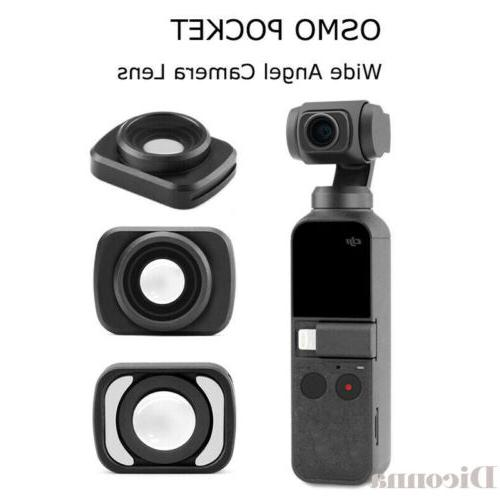 Magnetic Wide-Angle For Handheld Accessory