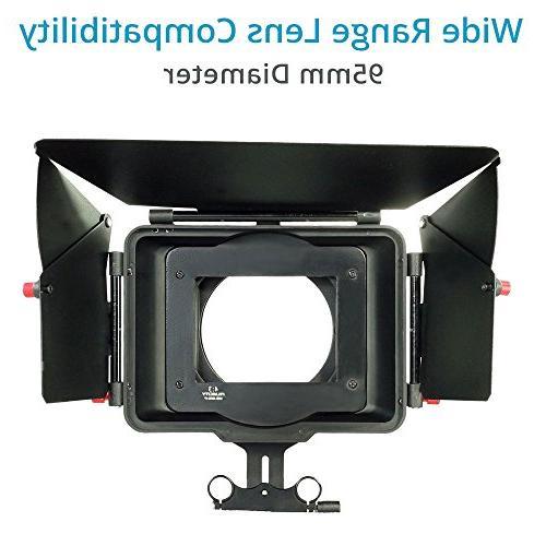 FILMCITY Power Matte for Movie Video Lenses