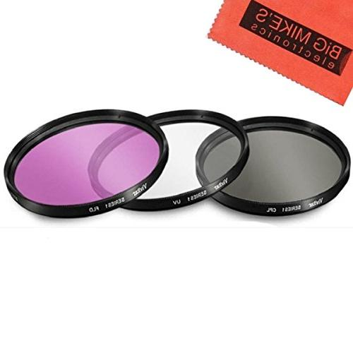 multi coated filter kit