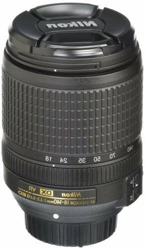 NEW ED VR AF-S NIKKOR Zoom Lens New !