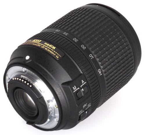 NEW 18-140mm f/3.5-5.6G ED NIKKOR Lens New