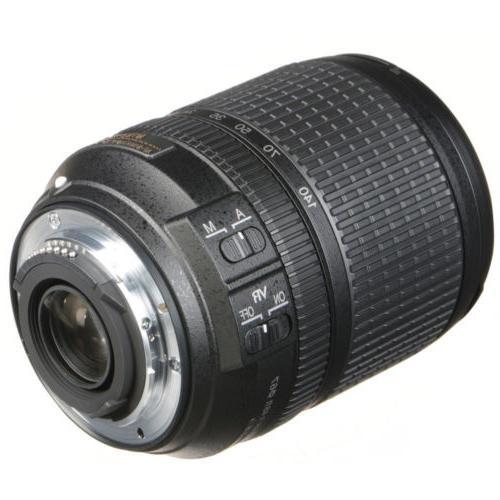 NEW 18-140mm f/3.5-5.6G ED DX NIKKOR New