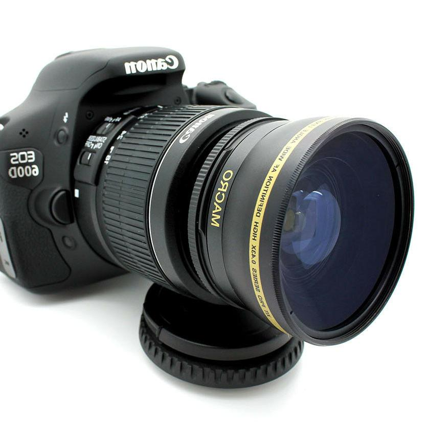 new 58mm 0 43x hd wide angle