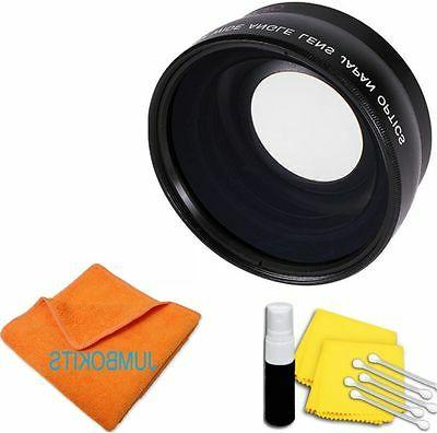 New HD Wide Angle Lens Nikon Digital Camera