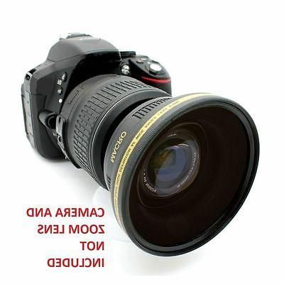 new 67mm hd wide angle macro lens