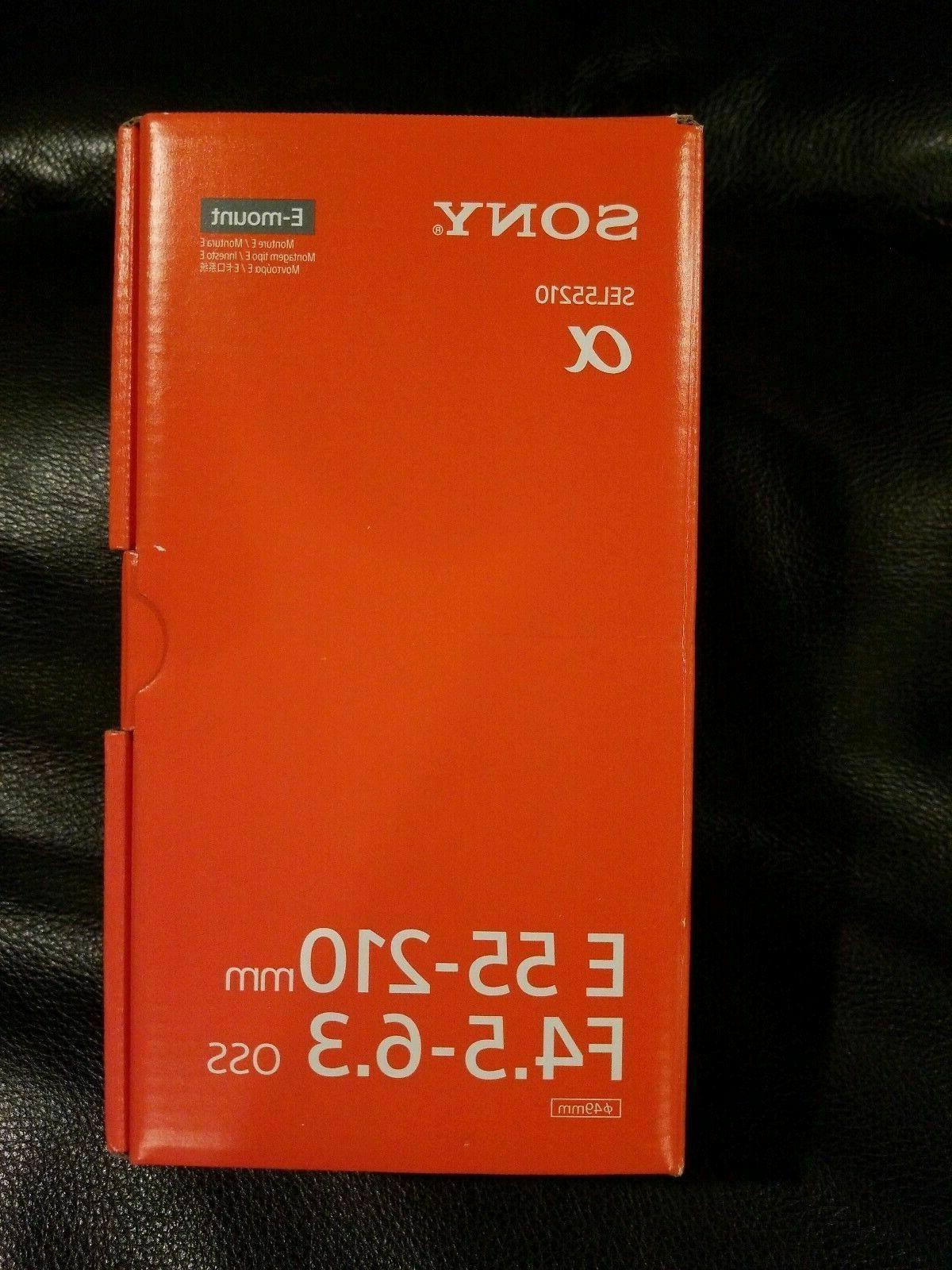 new e 55 210mm f4 5 6
