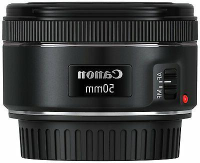 New!! Canon F1.8 for SLR for