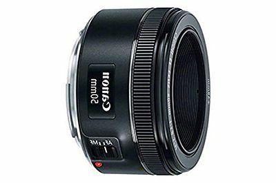 New!! Canon F1.8 STM SLR for Japan