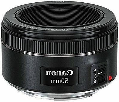new ef 50mm f1 8 stm lens