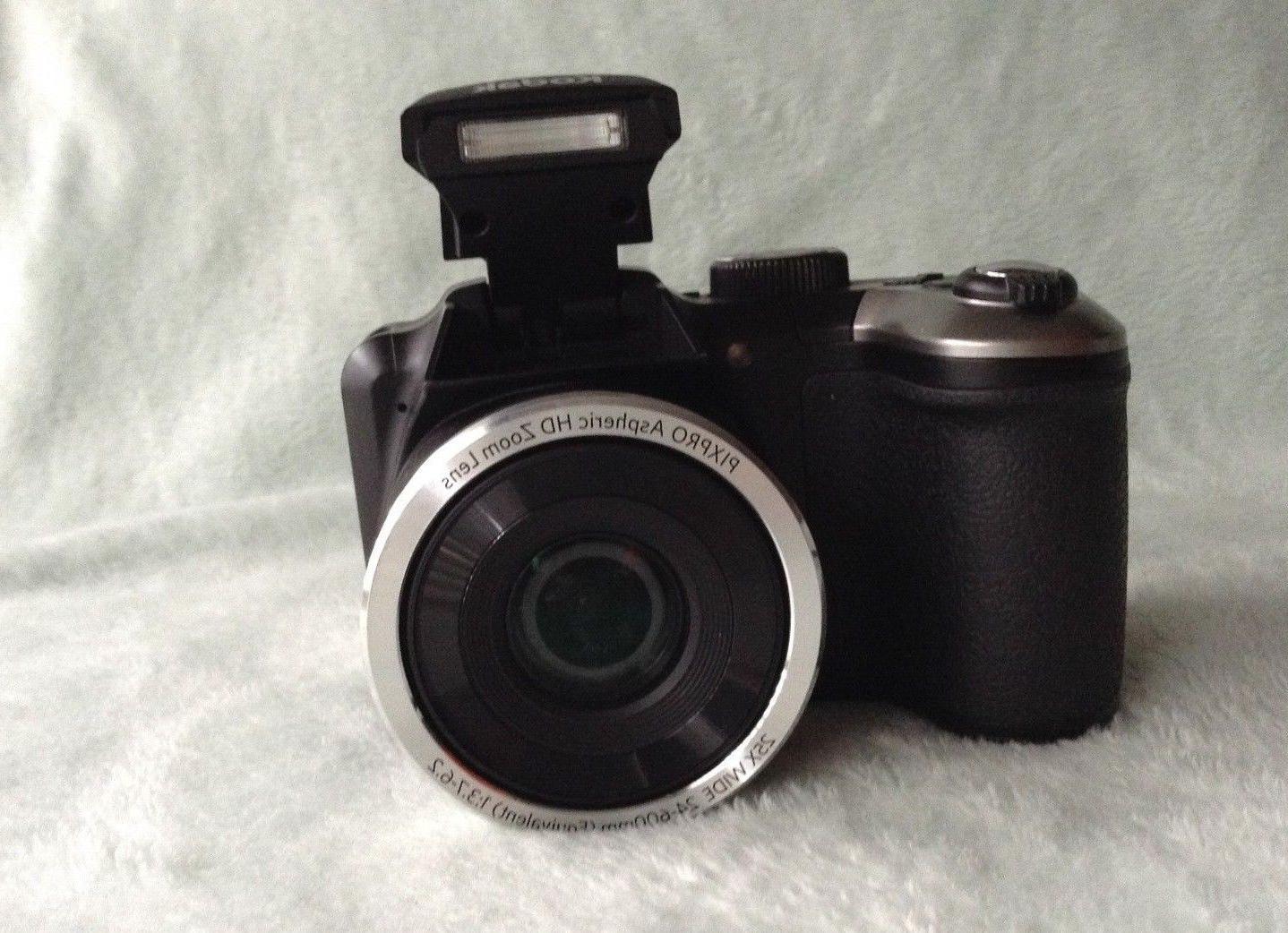 new pixpro az251 16 4mp digital camera