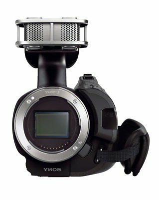 Sony NEX-VG30 Lens Camera Bundle30