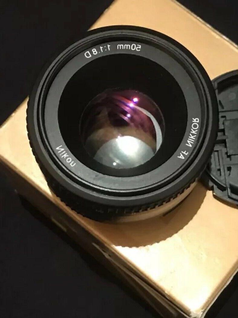 Nikon f/1.8D Lens DSLR
