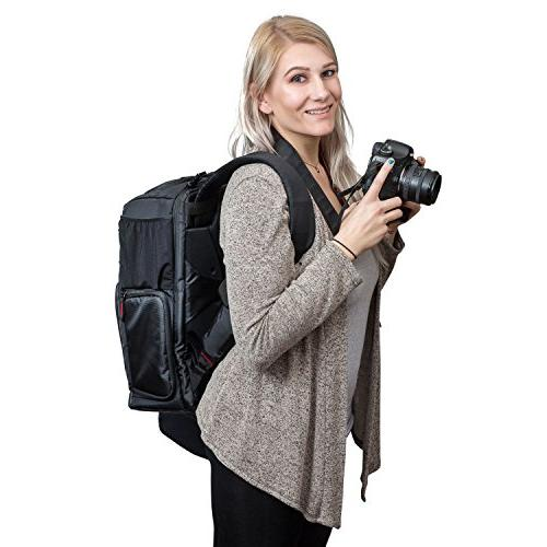 Deco Photo Camera Sling for Cameras &
