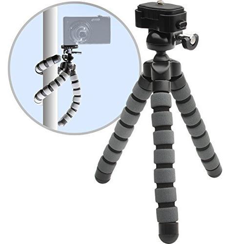 KODAK Zoom Digital Camera 32GB + Battery/Charger Flex Tripod + Kit