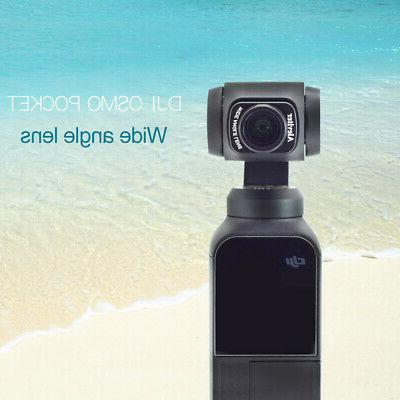 Portable Camera Lens for OSMO