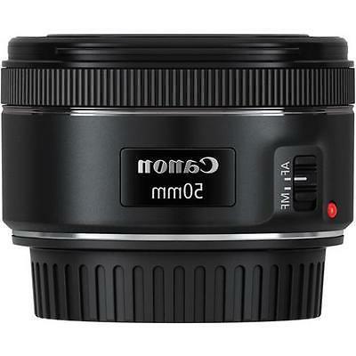 Canon Portrait Travel Lens f/1.8 EF-S