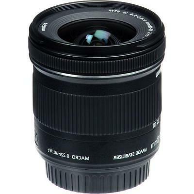 Canon Lens Kit w/EF f/1.8 STM EF-S f/4.5-5.6