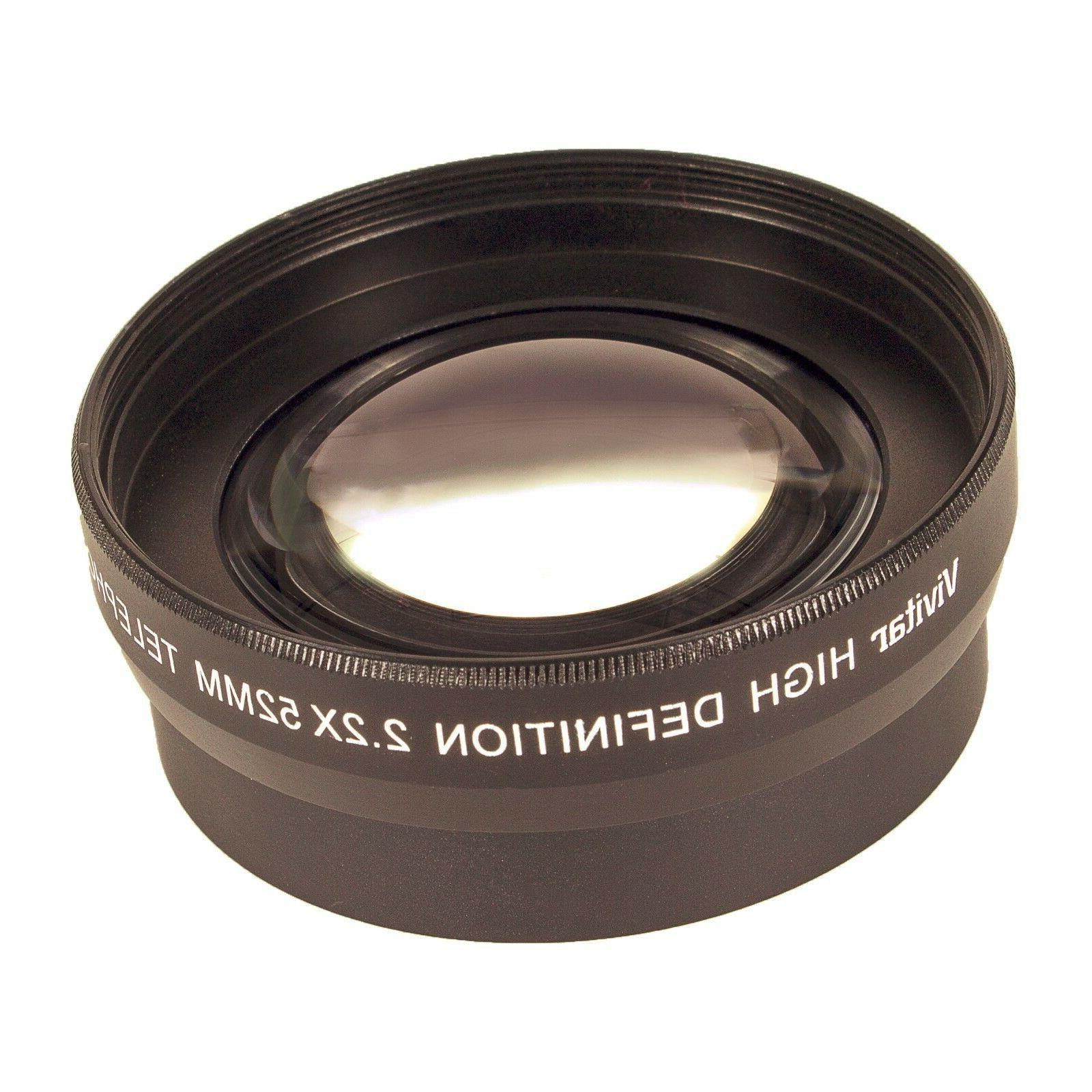 PRO 2X ZOOM Lens D3000 D5100 D5000 D40