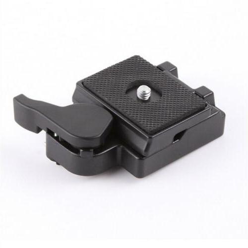 SLR Camera Lens Plate Screw Adapter Set