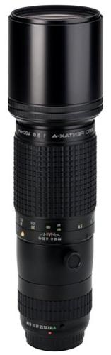 Pentax SMCP-A 400mm f/5.6 Lens with Case