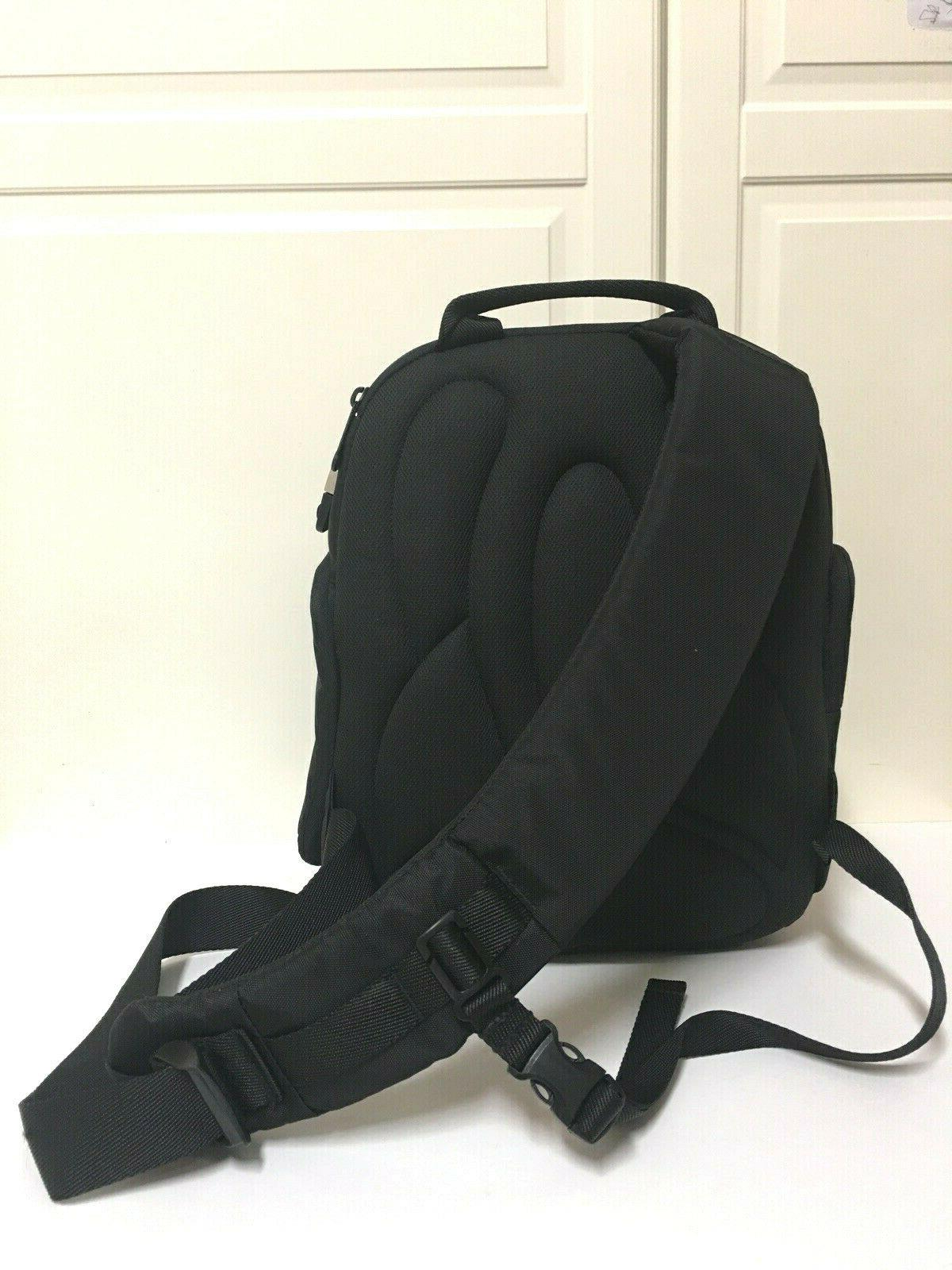 Manfrotto Stile MB Carrying Tripod Water Resistant, Moisture - Strap, Backpack 14.2 Width 7.5 Depth